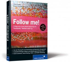 Buch-Cover Follow me! - Erfolgreiches Social Media Marketing