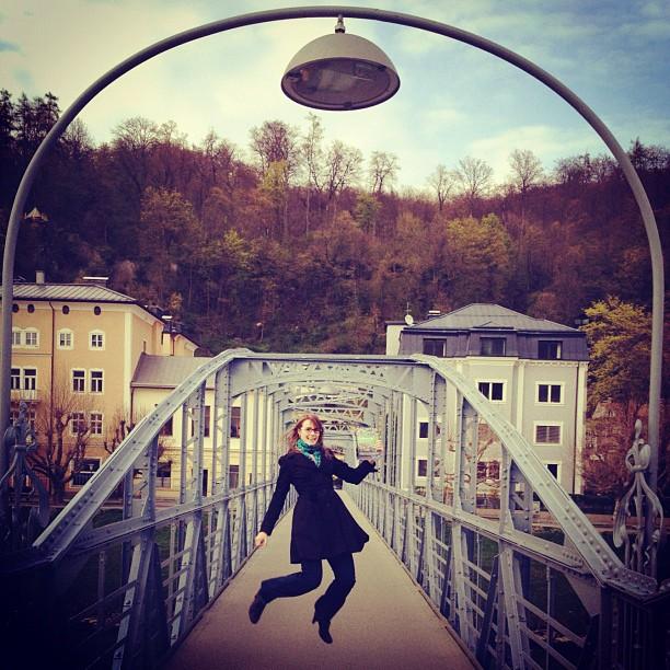 Portrait: Follow me!-Gewinnerin Karina Umdasch im Interview